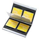 サンワサプライ アルミメモリーカードケース(CFカード用・両面収納タイプ) FC-MMC5CFN [FCMMC5CFN]