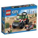 レゴジャパン LEGO シティ 60115 4WDオフロードカー 601154WDオフロ-ドカ- [601154WDオフロ-ドカ-]