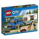 レゴジャパン LEGO シティ 60117 キャンピングカー 60117キヤンピングカ- [60117キヤンピングカ-]