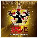 【送料無料】テイチクレコード STARDUST REVUE / 35th Anniversary BEST ALBUM 「スタ☆レビ -LIVE & STUDI...