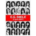 【送料無料】エイベックス E-girls / E.G.SMILE -E-girls BEST-(DVD(3枚組)付) 【CD+DVD】 RZCD-86025/6...