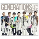 【送料無料】エイベックス GENERATIONS from EXILE TRIBE / SPEEDSTER(DVD(2枚組)付) 【CD+DVD】 RZCD-8...