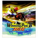 【送料無料】コーエーテクモゲームス Winning Post 8 2016 WINNINGPOST82016 [WINNINGPOST82016]【KK9N0D18P】