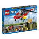 レゴジャパン LEGO シティ 60108 消防ヘリコプター 60108シヨウボウヘリコプタ- [60108シヨウボウヘリコプタ-]