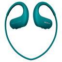 【送料無料】SONY デジタルオーディオプレーヤー(8GB) ウォークマン ブルー NW-WS414 L [NWWS414L]