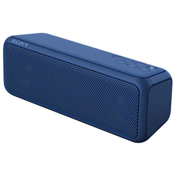【送料無料】SONY ワイヤレスポータブルスピーカー ブルー SRS-XB3 L [SRSXB3L]