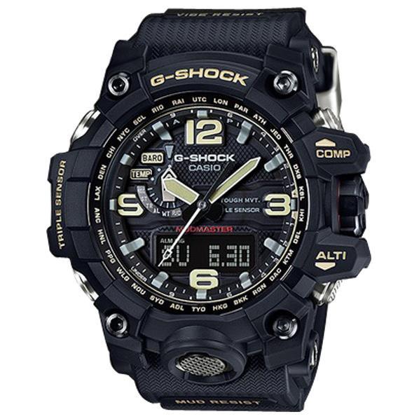 【送料無料】カシオ ソーラー電波腕時計 G-SHOCK GWG-1000-1AJF [GWG10001AJF] 陸上において、瓦礫や土砂が山積・散乱するような極限の状況下での使用を想定したNewモデル、「MUDMASTER(マッドマスター)」が登場。