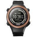 【送料無料】エプソン 腕時計型活動量計 PULSENSE エナジャイズドカッパー PS-600C [PS600C]