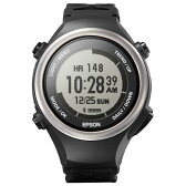 【送料無料】エプソン 腕時計型活動量計 PULSENSE エナジャイズドブラック PS-600B [PS600B]