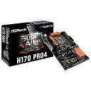 【送料無料】ASROCK ATXマザーボード H170 PRO4 [H170PRO4]