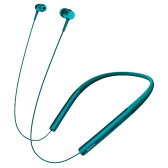 【送料無料】SONY ワイヤレスステレオヘッドセット h.ear in Wireless ビリジアンブルー MDR-EX750BT L [MDREX750BTL]