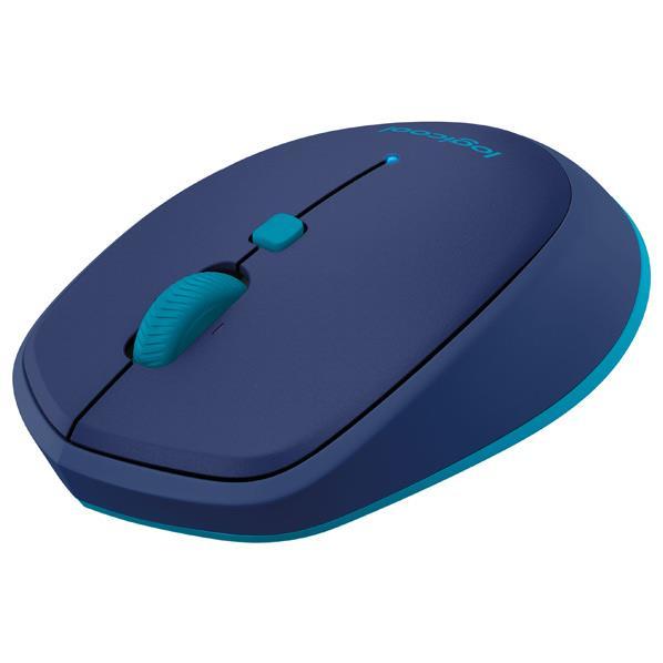 ロジクール Bluetooth マウス ブルー M337BL [M337BL]