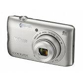 【送料無料】ニコン デジタルカメラ COOLPIX A300 シルバー COOLPIXA300SL [COOLPIXA300SL]