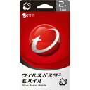 トレンドマイクロ ウイルスバスターモバイル ライブカード 2年版 WEBウイルスバスタ-モバイル2YLIVEDL WEBウイルスバスタ-モバイル2YLIVEDL