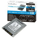【送料無料】CFD Toshiba製SSD 採用 MLCモデル(128GB) CSSD-S6T128NHG6Z [CSSDS6T128NHG6Z]【1201_flash】【SPOA】【10P03Dec16】