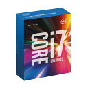 【送料無料】INTEL Intel CPU Core i7-6800K Processor BX80671I76800K [BX80671I76800K]【1201_flash】【10P03Dec16】