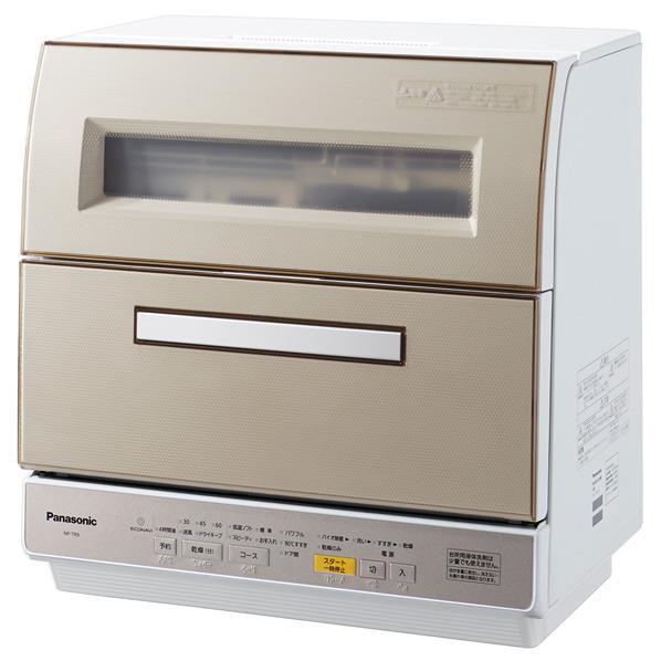 【送料無料】パナソニック 食器洗い乾燥機 ベージュ NP-TR9-C [NPTR9C]【RNH】