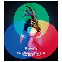 """【送料無料】ワーナーミュージック Superfly Arena Tour 2016""""Into The Circle!""""(Blu-ray 初回限定盤) 【Blu-ray】 WPZL-90120/1 [WPZL90120]【1201_flash】"""
