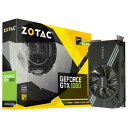 【送料無料】ZOTAC グラフィックスボード GeForce GTX 1060 6GB Single Fan ZTGTX1060-GD5STD [ZTGTX1060GD5STD]【NYOA】
