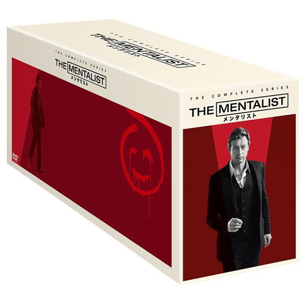 【送料無料】ワーナーホームビデオ THE MENTALIST/メンタリスト<コンプリート・シリーズ> DVDボックス 【DVD】 1000621328 [1000621328]【1021_flash】