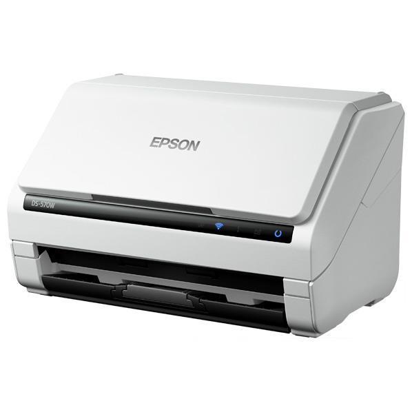 エプソン シートフィーダスキャナ ホワイト DS570W [DS570W]【KK9N0D18P】