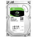 【送料無料】SEAGATE 3.5インチ内蔵ハードディスクドライブ(2TB) BarraCuda ST2000DM006 ST2000DM006C
