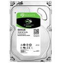 【送料無料】SEAGATE 3.5インチ内蔵ハードディスク ドライブ(500GB) BarraCuda ST500DM009 [ST500DM009C]