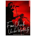 【送料無料】ソニーミュージック FANCLUB UNDERWORLD 5 Live in Zepp DiverCity 2016 【Blu-ray】 SEXL-...