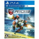 【送料無料】SIE RIGS Machine Combat League【PS4】 PCJS50017 [PCJS50017]
