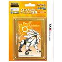 HORI ポケットモンスター カードケース24 for ニンテンドー3DS ソルガレオ 3DS259 [3DS259]