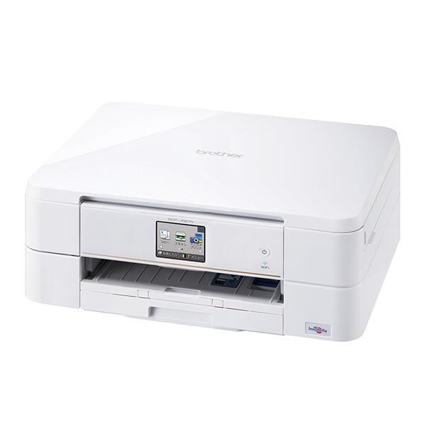 【送料無料】ブラザー A4インクジェット複合機 PRIVIO ホワイト DCP-J567N [DCPJ567N]【KK9N0D18P】