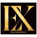 エイベックス EXILE / EXTREME BEST(Blu-ray Disc4枚付) 【CD+Blu-ray】 RZCD-86182/4/B/E [RZCD86182]