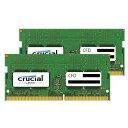 【送料無料】CFD DDR4-2400対応 ノートPC用メモリ 260pin SO-DIMM(8GB×2枚組) CFD Selection Crucial by Micron W4N2400CM-8G [W4N2400..