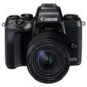 【送料無料】キヤノン デジタル一眼カメラ・EF-M18-150 IS STM レンズキット EOS M5 ブラック EOSM518150ISSTMLK [EOS...