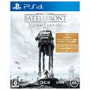 エレクトロニック・アーツ Star Wars バトルフロント Ultimate Edition【PS4】 PLJM80196 [PLJM80196]