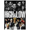 【送料無料】エイベックス HiGH & LOW SEASON2 【DVD】 RZBD-86188/91 [RZBD86188]