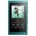 【送料無料】SONY デジタルオーディオプレーヤー(16GB) ウォークマン Aシリーズ ビリジアンブルー NW-A35 L [NWA35L]【1201_fla...