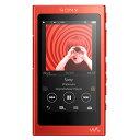 【送料無料】SONY デジタルオーディオプレーヤー(16GB) ウォークマン Aシリーズ シナバーレッド NW-A35 R [NWA35R]【1201_flas...
