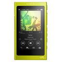 【送料無料】SONY デジタルオーディオプレーヤー(16GB) ウォークマン Aシリーズ ライムイエロー NW-A35 Y [NWA35Y]【1201_flas...