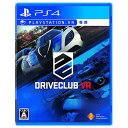 SIE DRIVECLUB VR【PS4】 PCJS50014 [PCJS50014]