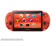【送料無料】SIE PlayStation Vita Wi-Fiモデル メタリック・レッド PCH2000ZA26 [PCH2000ZA26]