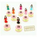 エイベックス Happiness / GIRLZ N'EFFECT(Blu-ray Disc付) 【CD+Blu-ray】 RZCD-86205/B [RZCD86205]