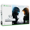 【送料無料】マイクロソフト Xbox One S 1TB (Halo Collection 同梱版) 23400062 [23400062]