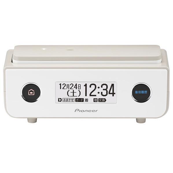 【送料無料】PIONEER デジタルコードレス電話機 マロン TFFD35STY [TFFD35STY]【KK9N0D18P】【RNH】