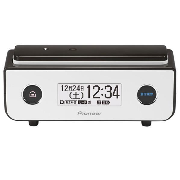 PIONEER デジタルコードレス電話機 ビターブラウン TFFD35SBR [TFFD35SBR]【RNH】