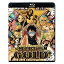 【送料無料】ポニーキャニオン ONE PIECE FILM GOLD Blu-ray スタンダード・エディション 【Blu-ray】 PCXP-50456 [P...
