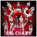 エイベックス E-girls / E.G.CRAZY(DVD付) 【CD+DVD】 RZCD-86235/6/B [RZCD86235]