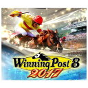 【送料無料】コーエーテクモゲームス Winning Post 8 2017【PS Vita】 VLJM35424 [VLJM35424]