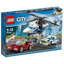 レゴジャパン LEGO シティ 60138 ポリスヘリコプターとポリスカー 60138ポリスヘリコプタ-トポリスカ- [60138ポリスヘリコプタ-トポリスカ-]