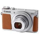 【送料無料】キヤノン デジタルカメラ PowerShot G9 X Mark II シルバー PSG9XMK2SL [PSG9XMK2SL]